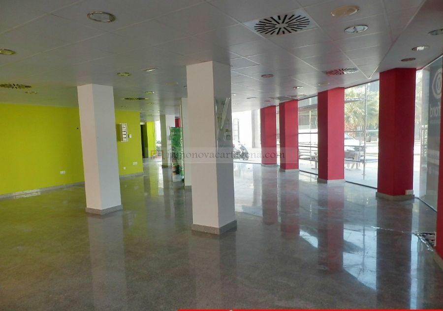 Alquilado de Locales comerciales en CARTAGENA CENTRO